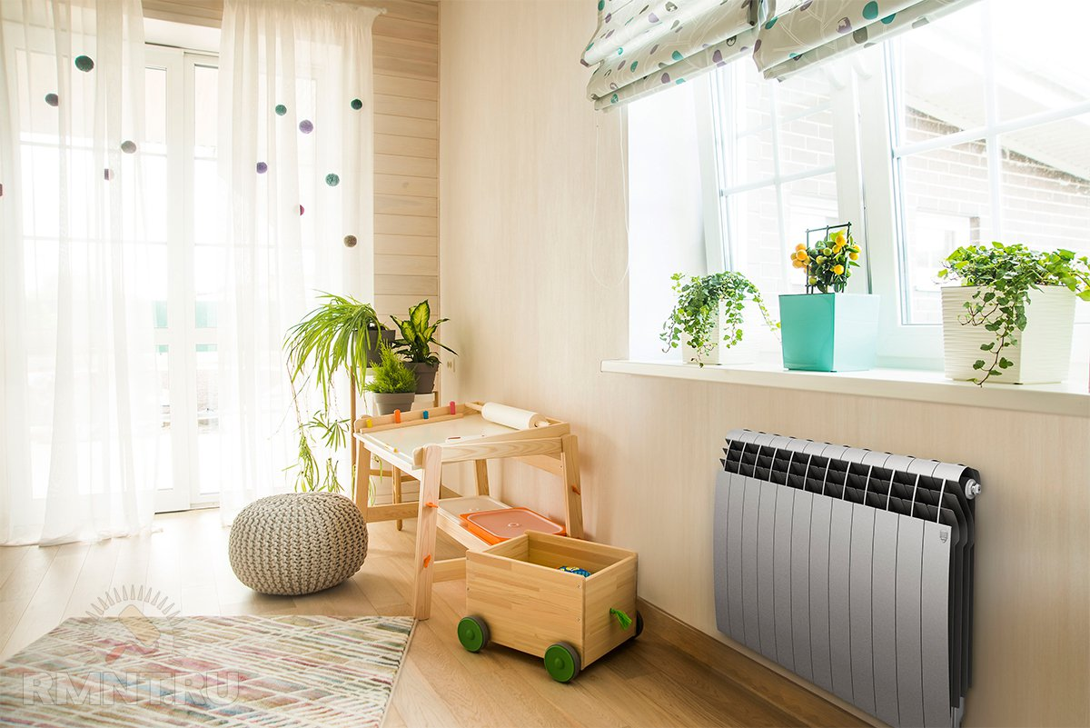 Биметаллические радиаторы отопления: какие лучше и почему